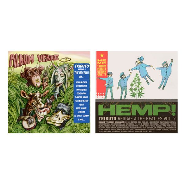 hemp-albumverde